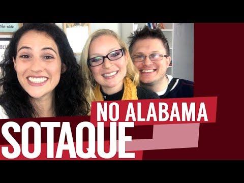 SOTAQUE: como se fala no Alabama, EUA?